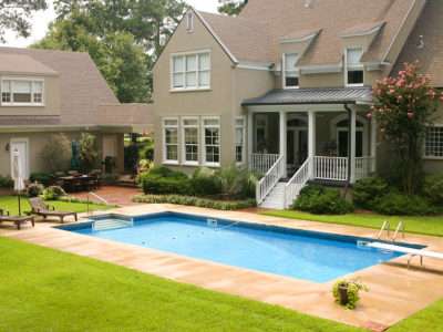 Swimming Pool Design - Mid State Pools